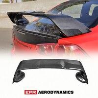Автомобильный Стайлинг для Mitsubishi Evolution EVO 10 OEM спойлер заднего багажника из углеродного волокна в наличии