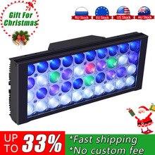 PopBloom светильник для аквариума, светодиодный светильник для аквариума, светодиодный светильник для аквариума, морской коралловый светодиодный светильник 30