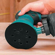 3Pcs/Set  High Quality Practical Durable 8 Hole Sanding Pads For Makita BO5021K Sander BO5010