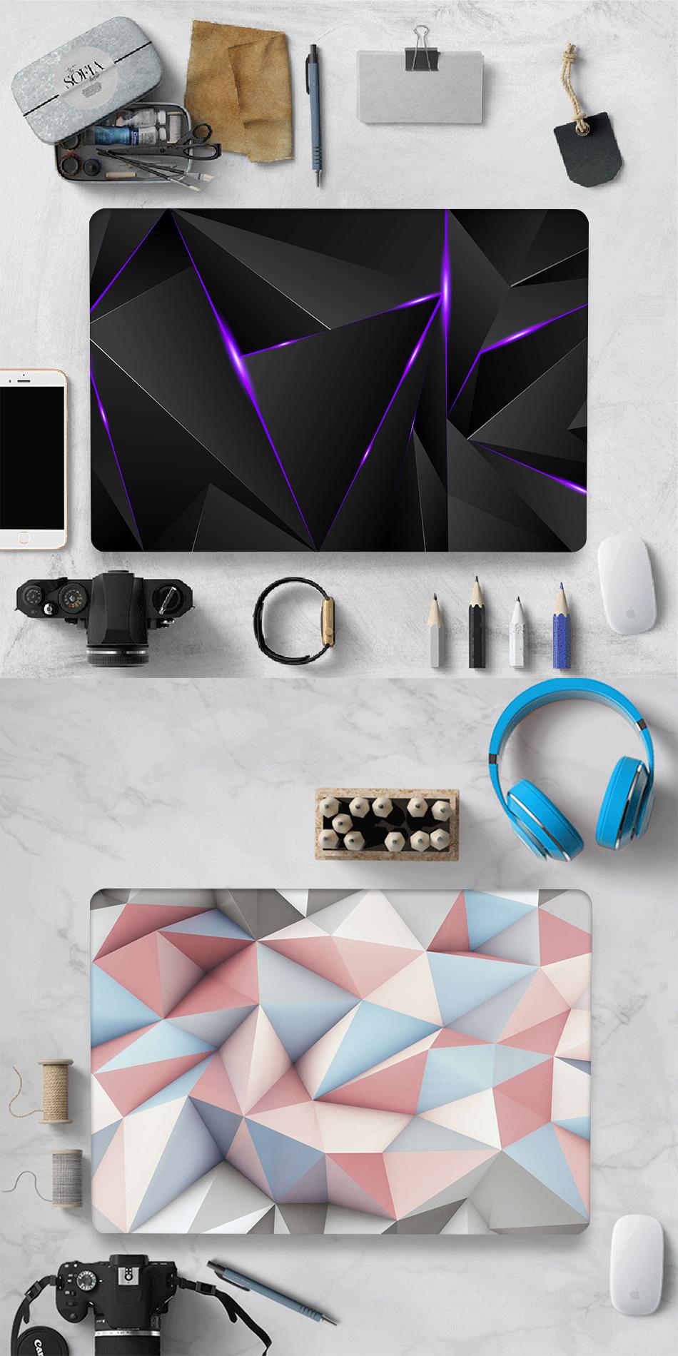 MTT Geometric Hard Case for MacBook 32