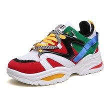 Fashion Sneakers Women Vulcanize Shoes T