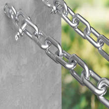 304 stainless steel M5 M6 M8 lift chain block anchor chain puller support 200KG 400KG 800KG 5m/lot FREE SHIPPING