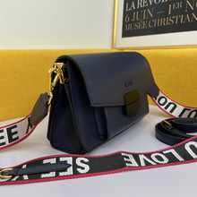 Leather Crossbody Bags 2021 Women's Brand New Fashion Bolsas Summer Woman Bag Kuromi Shoppers Handbags Luggage