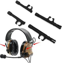 Peltor Comtac III Tactical Headset bracket accessory for comtac iii headphone helmet adapter