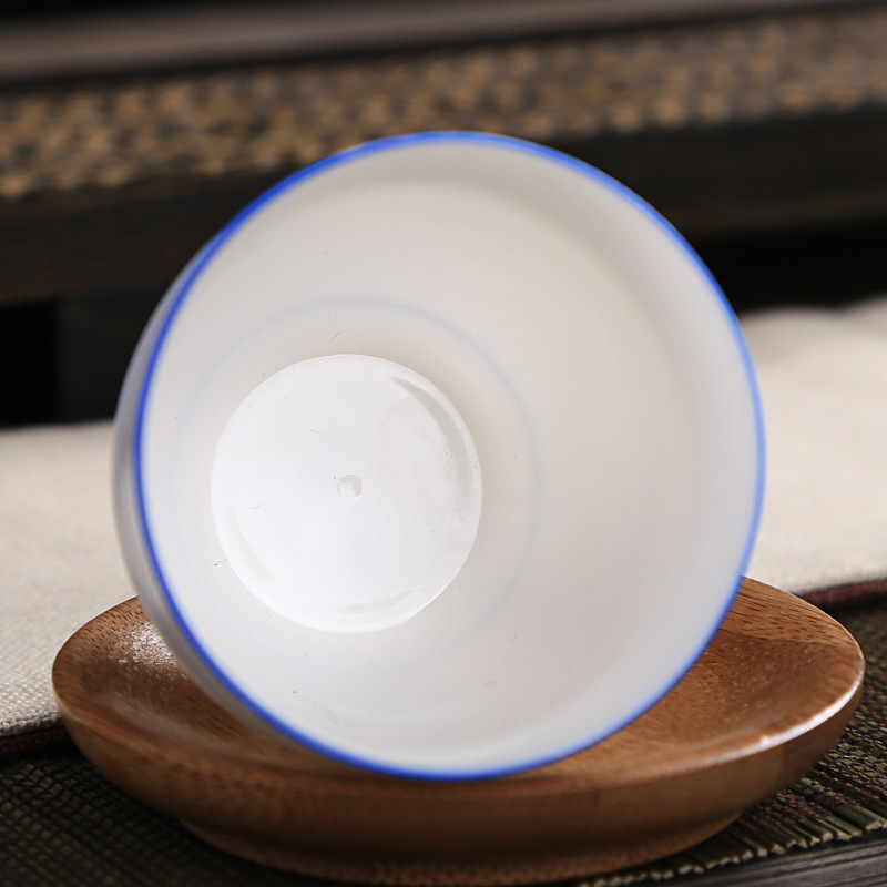 2020 china new arrival chinese ceramics cup  3030 Tea Cutters     - title=