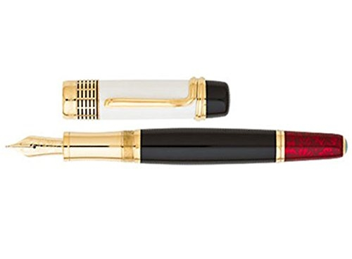 MONTBLANC STILOGRAFICA PATRON OF ART LUCIANO PAVAROTTI LIMITED EDITION 111673|Fountain Pens| |  - title=