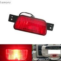Tail Rear Light For Pajero V97 Montero V93 V98 Stop Lamp Rear Fog Lamp Brake Warning Light With Bulb Spare Tire Lamp 8337A068