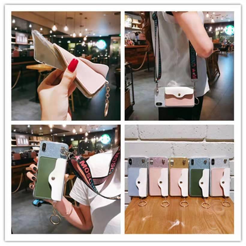 Glitter Leather Wallet Case For Asus Zenfone Go TV ZB551KL ZE620KL AR ZS571KL ZB452KG Live ZA55KL Cover