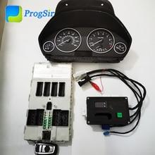 9383687 9387262 فام BDC منصة اختبار مجموعة كاملة مع لوحة داش لسيارات BMW و 434MHz التحكم عن بعد لسيارات BMW للحصول على وظيفة على مقاعد البدلاء