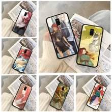 Maiya os doze reinos capinhas de telefone para huawei p9 p10 p20 p30 p40 lite por psmart 2019