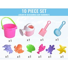 Sand-Set Cart Outdoor-Toys Beach-Game-Toys Water-Game Play Baby Summer for Boys Girls