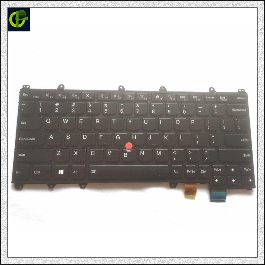 New English Backlit Keyboard For IBM LENOVO ThinkPad YOGA 260 460 X260S X460 Laptop US