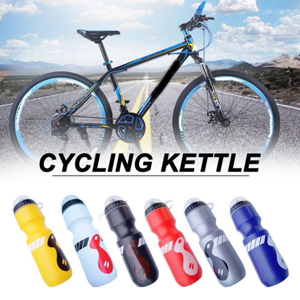 750ML Sports Squeeze Water Bottle With Lid 26 Oz For Outdoor Sports Fitness Cycling Hiking Drinking Bottle