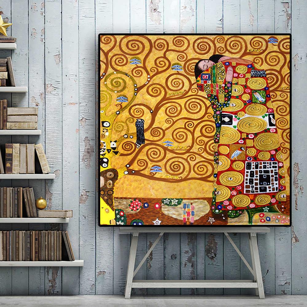 5D ダイヤモンド塗装肖像グスタフ · クリムト Diy ダイヤモンド刺繍クロスステッチ壁アートモザイクポスターギフトパーラー自宅のインテリアテレビソファ