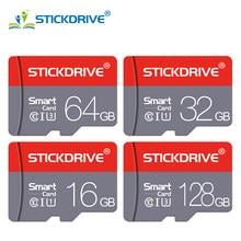 O mais novo cartão sd 16gb 32 gb 64gb 128g cartão de memória classe 10 cartões flash microsd 32 gb cartao de memoria tf cartão livre adaptador