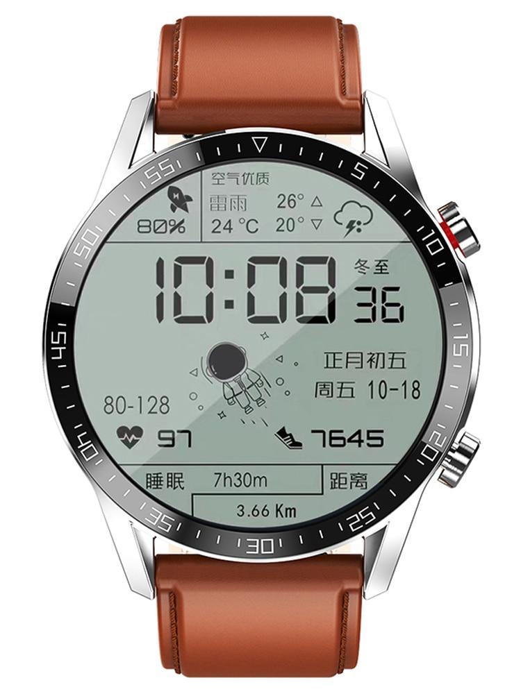 H765ff64c2b044219a14a506ae90da3adO For Phone Xiaomi Android IOS Reloj Inteligente Hombre Smartwatch Men 2021 Android IP68 Smartwatch Answer Call Smart Watch Man