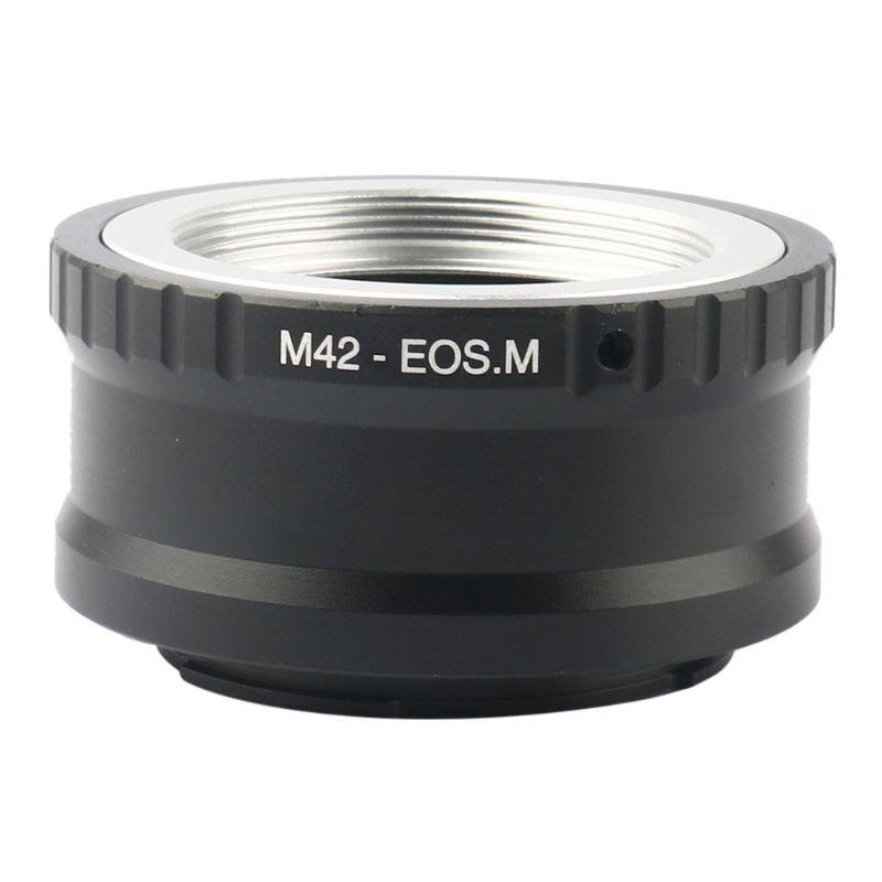 Rosca M42 Lente Adaptador De Cuerpo De Montaje Canon FD Anillo Adaptador M42-FD