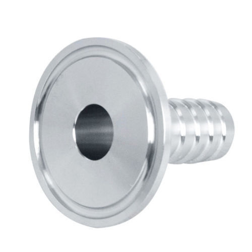 1.5/'/' Sanitary Hose Barb Adapter Pipe 1//2/'/' Fitting Tri Clamp Connector Ferrule