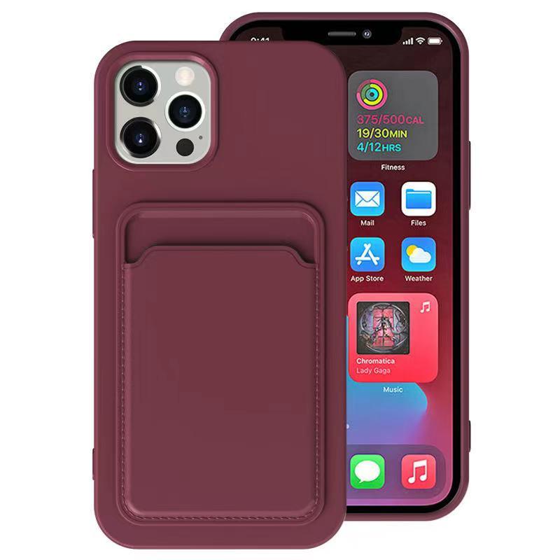 H76605c90af0b4fc08b68b5708810e50eq Capinha carteira case telefone iphone 12 pro max mini se 2020 11 xs x xr 6 7 8 plus tpu carteira macia capa traseira à prova de choque coque novo