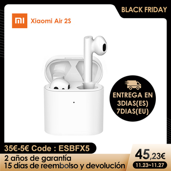 Xiaomi Air 2S TWS Airdots Pro 2S Bluetooth Headset 2 Mi True Wireless Earphone 2 LHDC Tap Control Dual MIC ENC