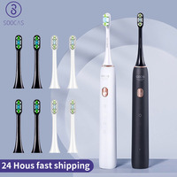 Xiaomi cepillo de dientes eléctrico sónico SOOCAS X3U limpiador de dientes ultrasónico para adultos, cepillo de dientes inteligente automático ultrasónico para blanquear los dientes