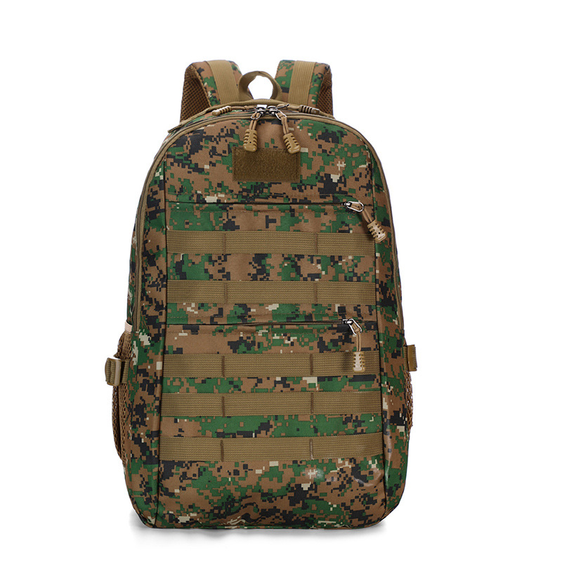 30L Molle Outdoor Military Tactical Bag Camping Hiking Trekking Sport Backpack