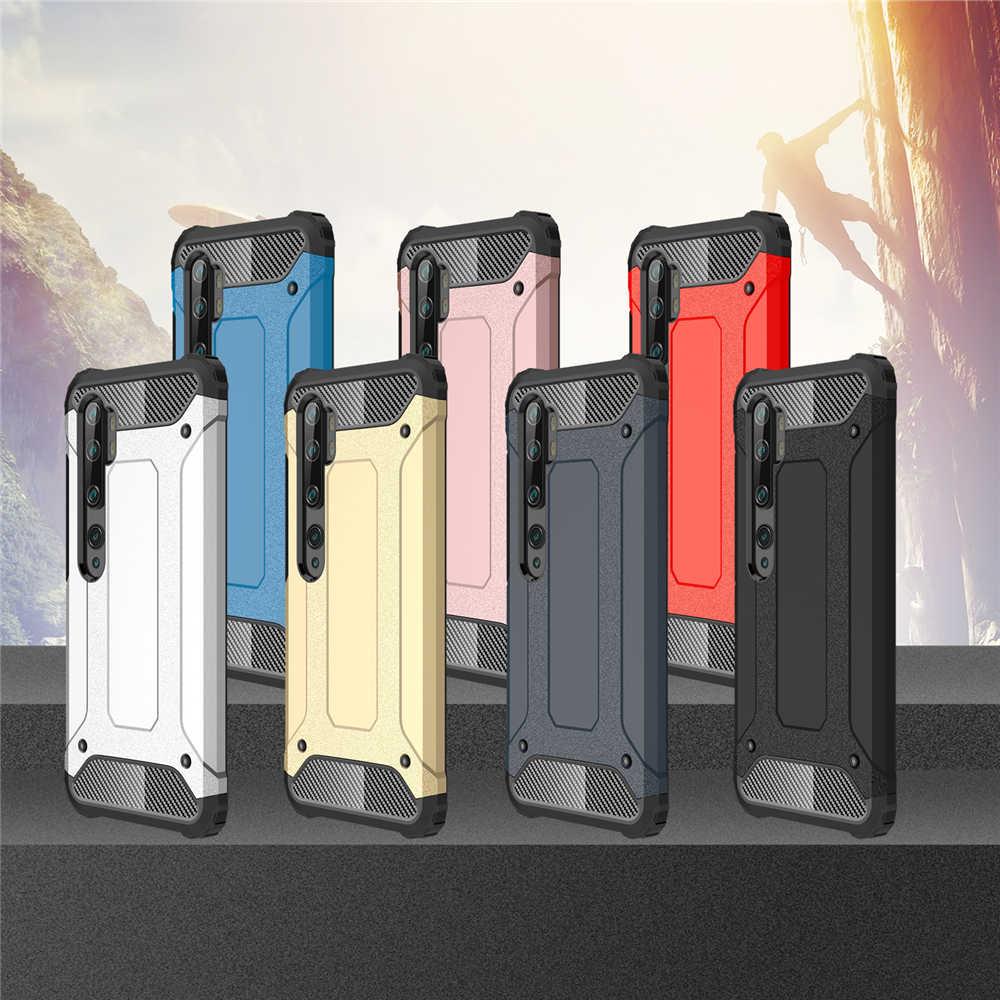 حافظة متينة معززة من Neo لهاتف Xiao mi 10 9T Pro mi 9 8 SE A3 Lite PocoPhone F1 F2 X2 حافظة هجينة مضادة للصدمات