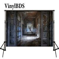 VinylBDS fotoğraf arka plan koridor korkunç odası kırık pencere fotoğraf arka fonu Fundo Fptpgrafico Para Estud stüdyo J01674