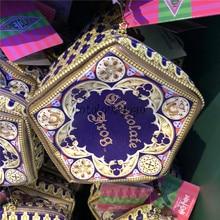 Escola Hogwarts de Harry de Chocolate bolsa Sapo Moeda Mágico Mundo Mágico de Alta Qualidade Presentes Carteira