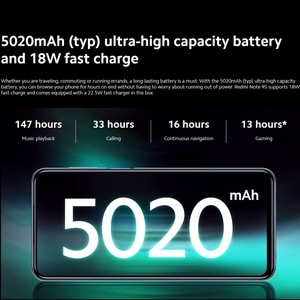 "Image 3 - هاتف شاومي ريدمي نوت 9 S 4GB 64GB الإصدار العالمي الهاتف المحمول سنابدراجون 720G ثماني النواة 5020mAh كاميرا 48mp نوت 9 S الهاتف الذكي 6.67"""