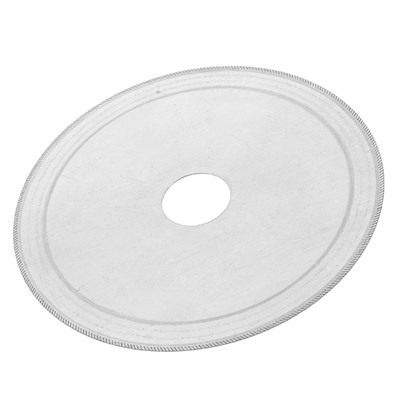 5pcs 4.5''/110mm  Thin Diamond Lapidary Saw Blade Strong Cutting Disc Professional Blade For Wood Stone Crystal Glass Cutting