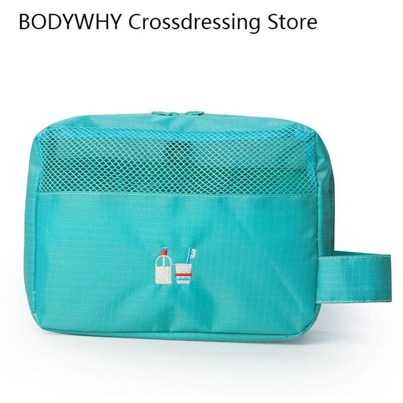 Travel Cosmetic Bag Wash Bag Hanging Oxford Cloth Waterproof Quick-drying Large-capacity Storage Bag Portable Wash Bag