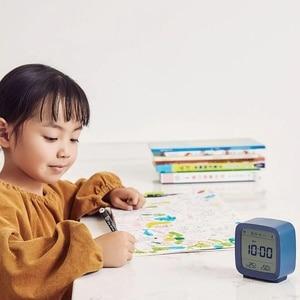 Image 5 - Youpin cleargrass bluetooth digital termômetro de temperatura e umidade monitoramento lcd tela despertador luz da noite