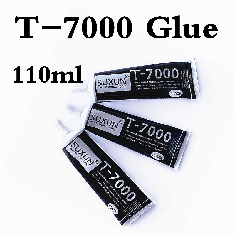 <font><b>110ml</b></font> T-7000 Glue <font><b>T7000</b></font> Multi Purpose Glue Adhesive Epoxy Resin Repair Cell Phone LCD Touch Screen Super Glue T 7000 <font><b>T7000</b></font> image