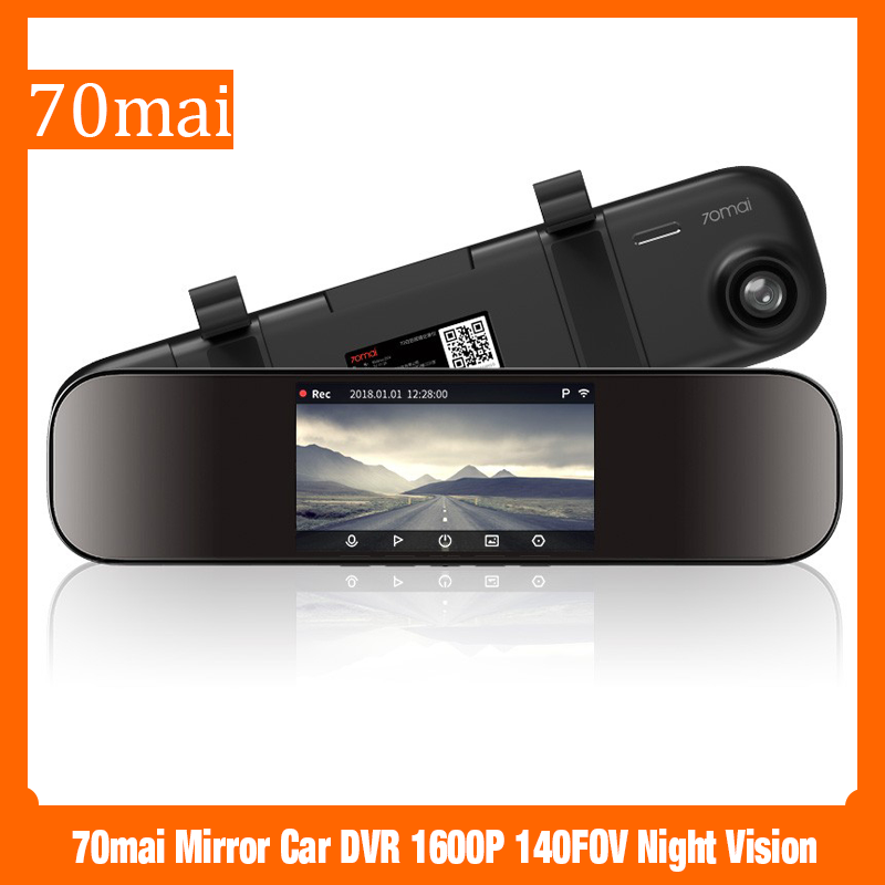 <font><b>70mai</b></font> <font><b>Mirror</b></font> Car DVR 1600P 140FOV Night Vision 70 MAI <font><b>Mirror</b></font> Car <font><b>Cam</b></font> Recorder 24H Parking Monitor <font><b>70mai</b></font> <font><b>Mirror</b></font> <font><b>Dash</b></font> <font><b>Cam</b></font> image