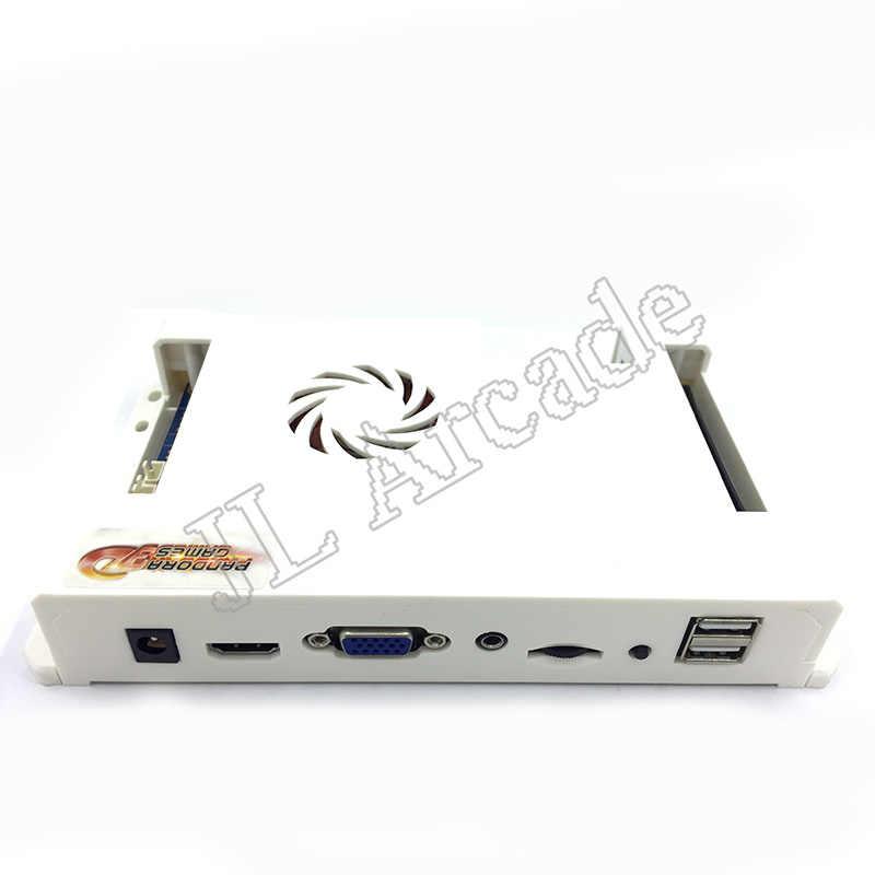 134 x 3d 게임 2448 in1 게임 콘솔 pcb 3d 아케이드 기계 보드 지원 cga vga hdmi hd 비디오 게임 콘솔 판도라 보물