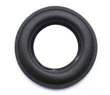 3 zoll Lautsprecher schaum Ring Für Woofer Lautsprecher Spielen Gehen Ersatz Lautsprecher Schaum Surround Suspension Reparatur Teile Neue Auf Verkauf