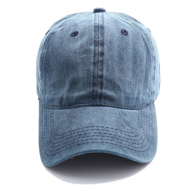 Solid Spring Summer Cap  1
