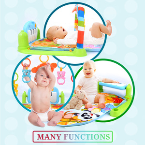 Image 5 - 16 Styles Baby Music Rack Play Mat Kid Rug Puzzle Carpet Piano Keyboard Infant Playmat Early Education Gym Crawling Game Pad Toy
