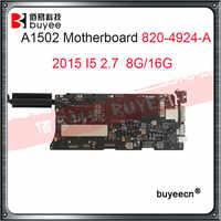 Placa base A1502, probada, 2,7G, 8GB, para MacBook Pro, Retina, 13