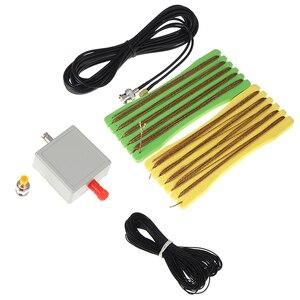 Image 5 - Lichtgewicht kleine lange LW1650 draagbare kortegolf antenne 1.6 tot 50 MHz SMA/BNC