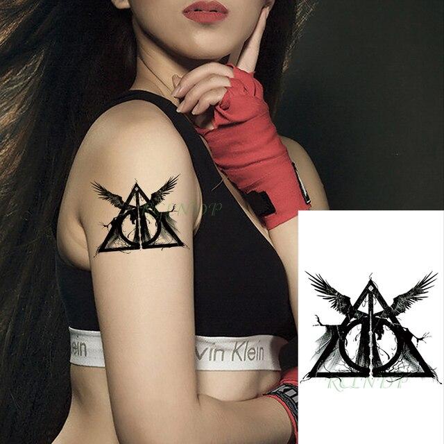 Waterproof Temporary Tattoo Sticker Tatoo Suicide Squad Harley Quinn Joker Tatto Body Flash Fake Tatoos for Kids Girl Women Men 4