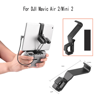 For DJI Mavic Air 2/Mini 2 Drone Remote Control Tablet Stand Holder Adjustable Quick Release Extender Mount  Accessories - discount item  32% OFF Camera & Photo