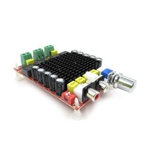 Image 4 - UNISIAN TDA7498 Class D High power Digital amplifier board 2.0 channel 2x100w audio amplifiers with Acrylic shell box optional