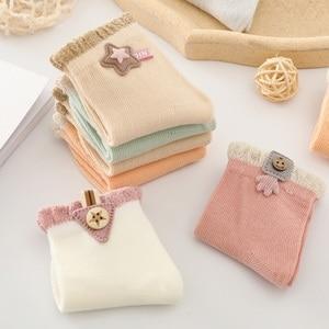 1 paar Baby Socken Jungen Mädchen Cartoon Zubehör Dekorative Socken Baumwolle Kinder Socken Weichen Neugeborenen Socken Kleidung Zubehör