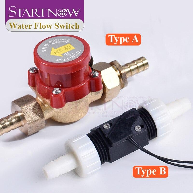 Startnow поток воды Сенсор переключатель с 6/8/10 мм сопло G1/2