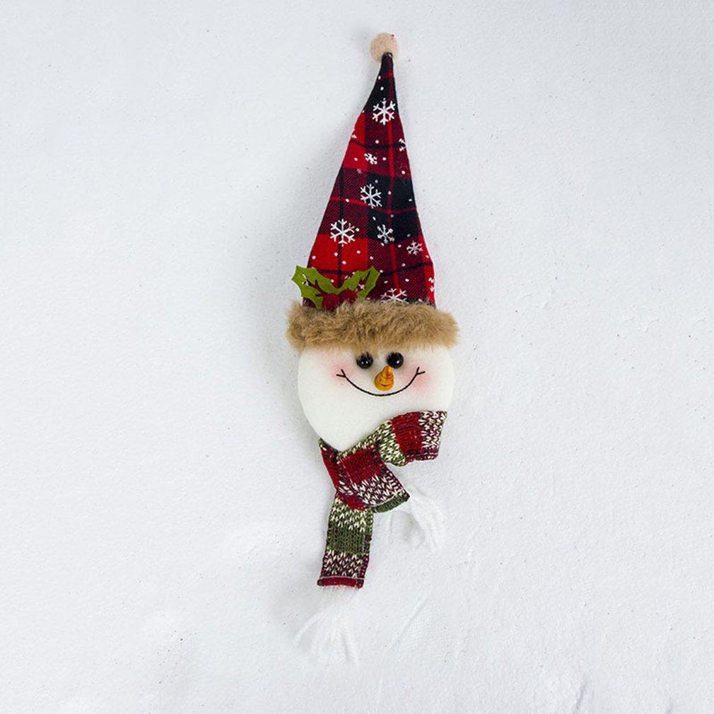 Conjuntos de Garrafas De Vinho Da Árvore de Natal Do Boneco de neve de papai Noel Top Conjuntos de Pingente de Coração de Natal Mercadoria Por Atacado