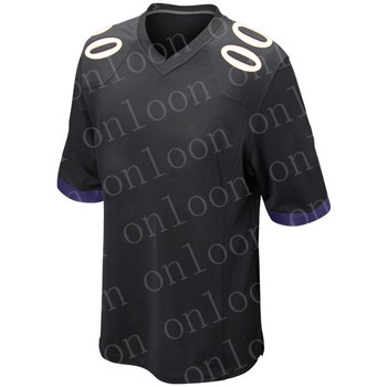Customized Stitch Mens Jersey American Football Baltimore Fans Jerseys L.JACKSON REED ANDREWS BROWN TUCKER HUMPHREY