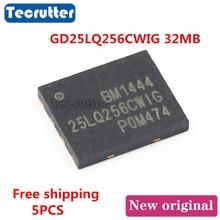 5PCS GD25LQ256CWIG WSON8 6x5 GD25LQ256 32MB 256 מגה ביט