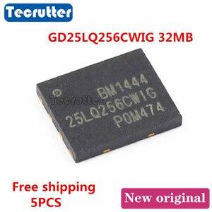 Image 1 - 5PCS GD25LQ256CWIG WSON8 6x5 GD25LQ256 32MB 256Mbit